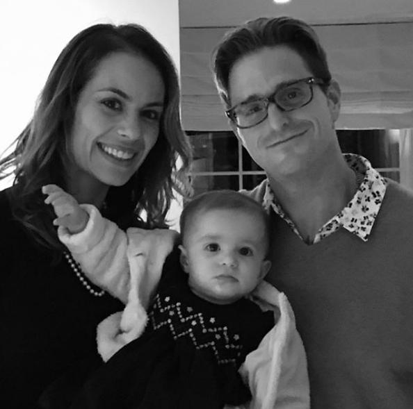 Кэмерон Дуглас с семьей