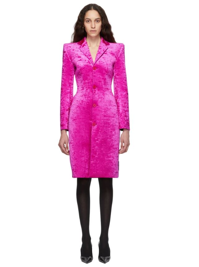 Пальто Balenciaga, $5650 (ssense.com)