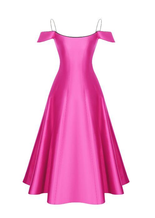 Платье Rasario, $1755 (modaoprandi.com)