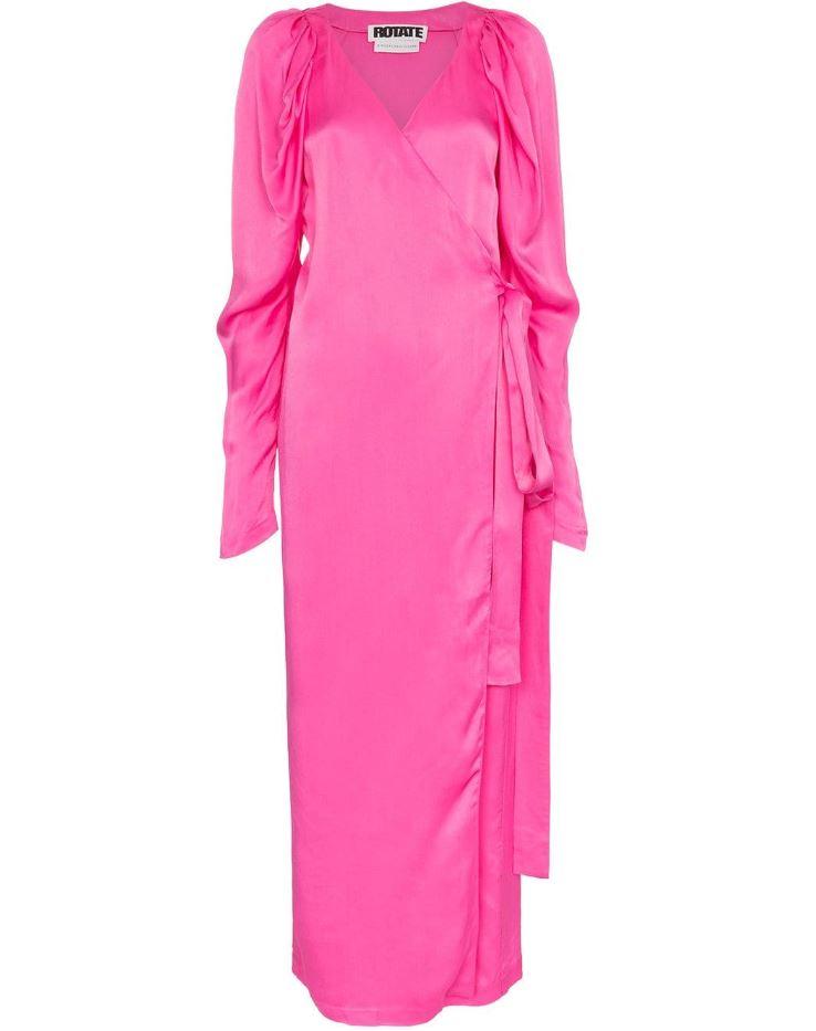 Платье Rotate, 7012 p. (farfetch.com)