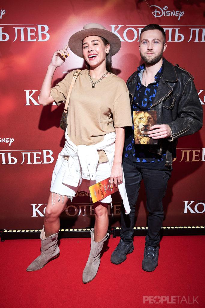 REDGI и Андрей Гризли