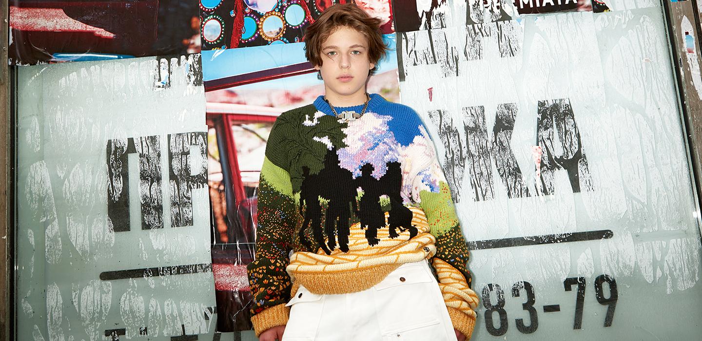 Новое поколение: сын ресторатора Бориса Зарькова Лука о родителях, безумной любви к моде и переезде в Англию в 10 лет