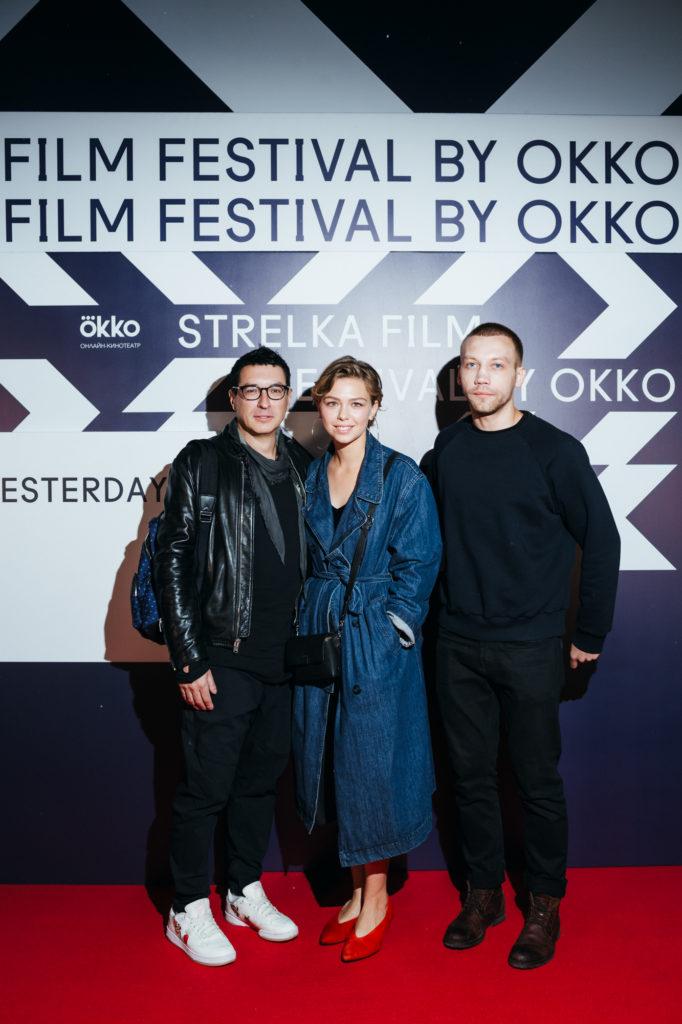 Стас Тыркин, Таисия Вилкова и Александр Кузнецов