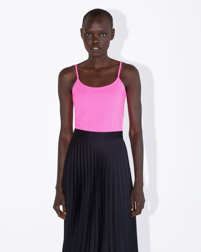 Топ Zara, 699 p. (Zara.com)