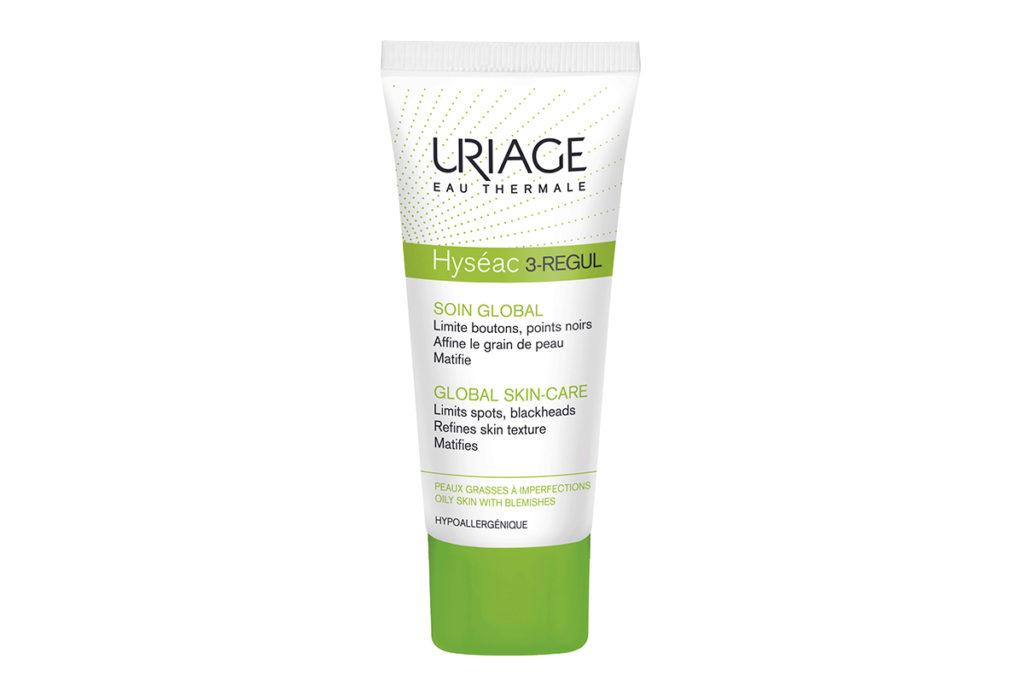 Универсальный уход для лица для жирной и проблемной кожи Hyseac 3-Regul, Uriage