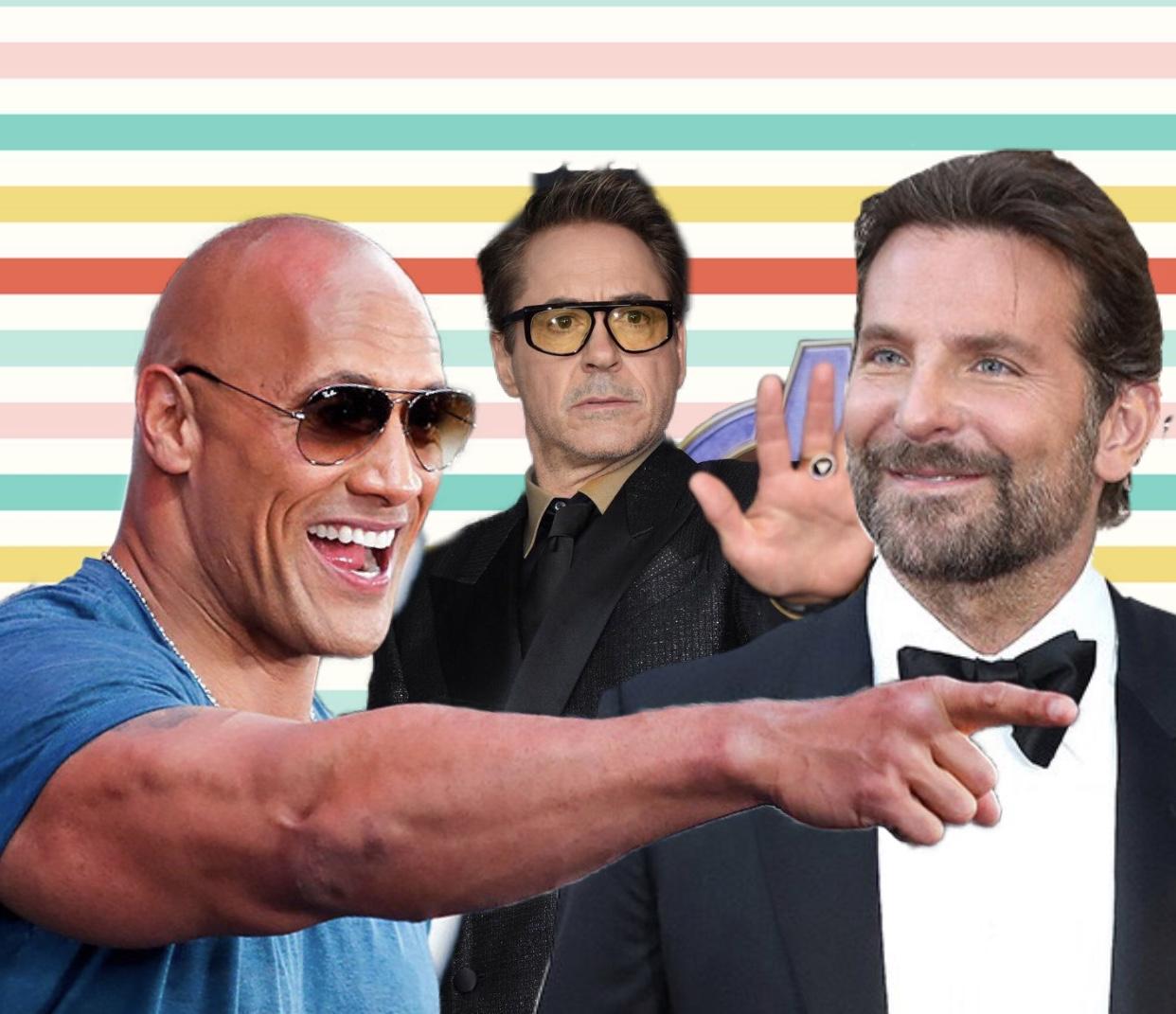 Считаем чужие деньги: сколько заработали голливудские актеры за год?