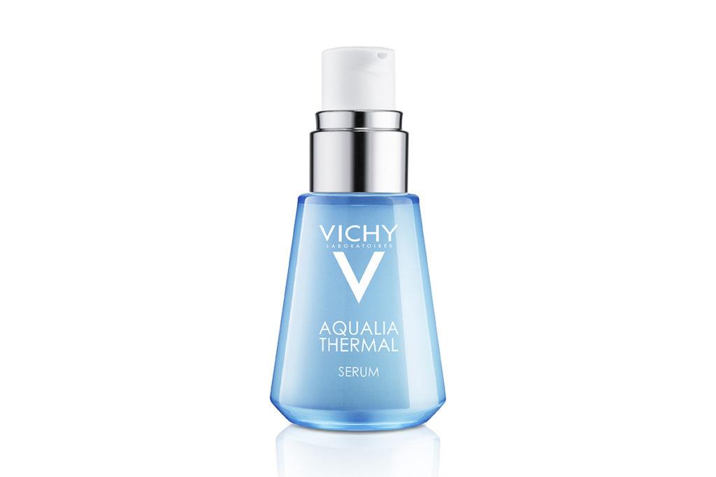 Увлажняющая сыворотка VICHY Aqualia Thermal с гиалуроновой кислотой отлично справляется с сухостью кожи