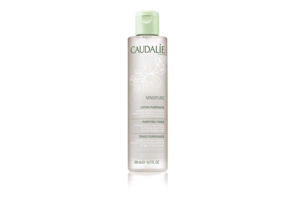 Лосьон Vinopure Caudalie отлично очищает и обновляет кожу
