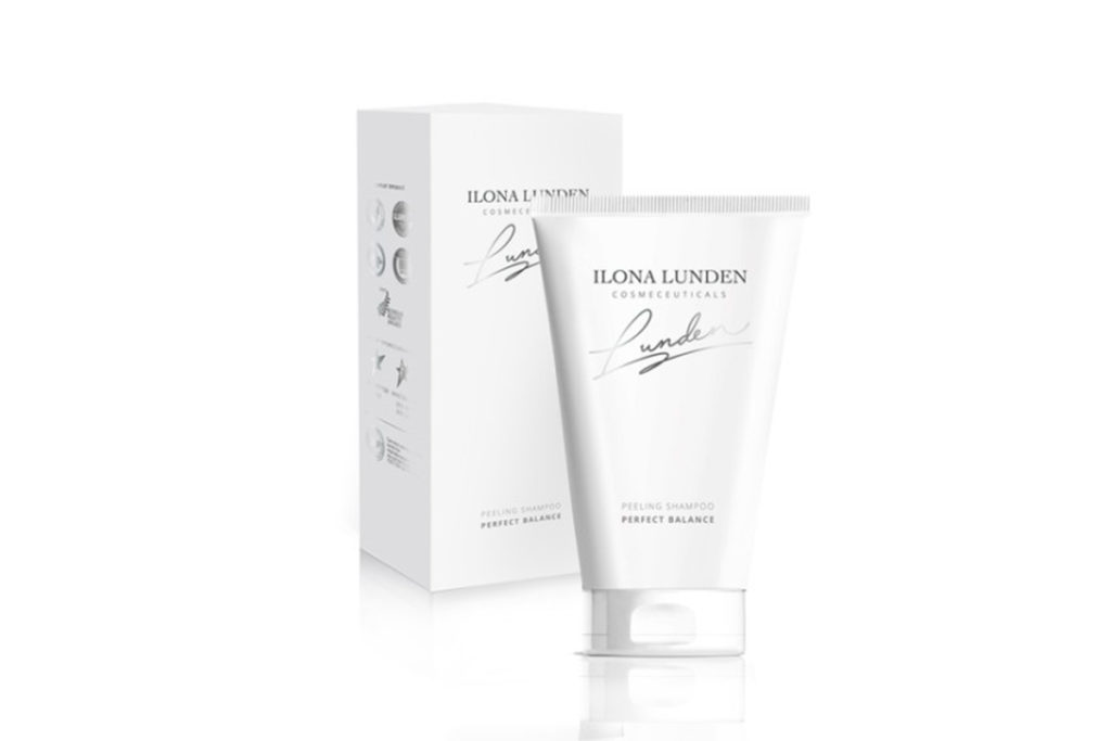 Увлажняющий крем-маска для тела ILONA LUNDEN благодаря гиалуроновой кислоте идеально справляется с сухостью кожи