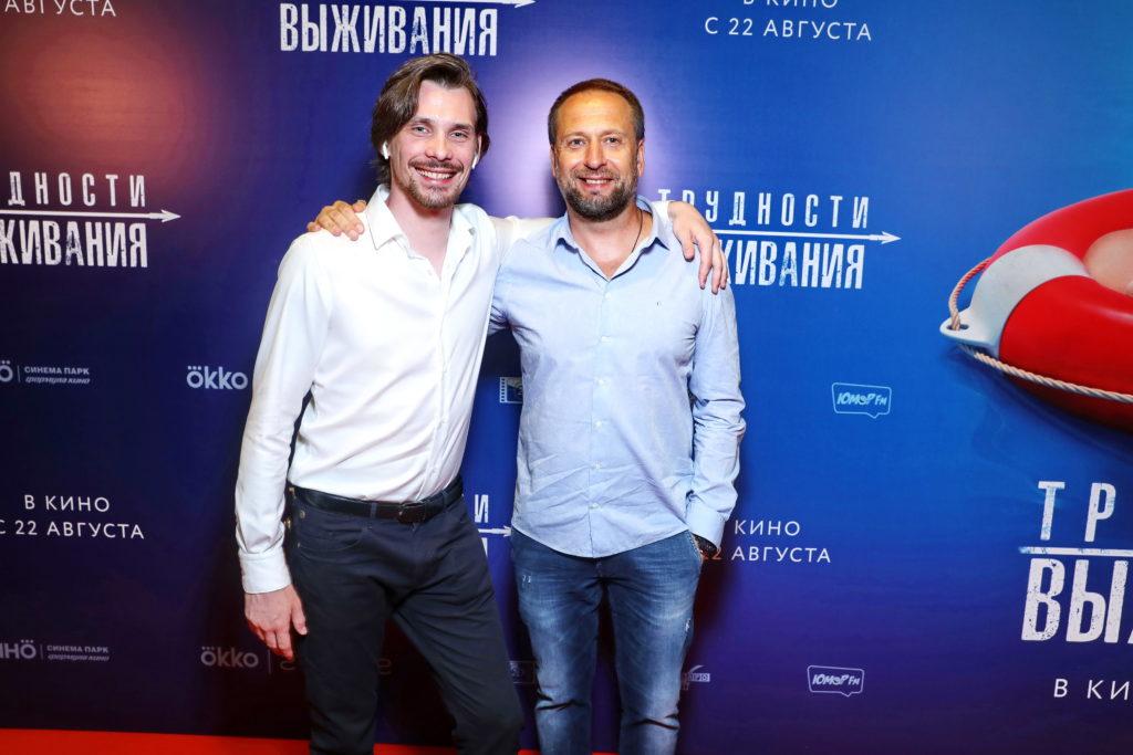Антон Риваль и Евгений Торрес
