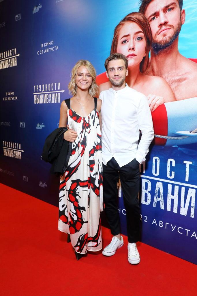 Елизавета Кононова и Василий Бриченко