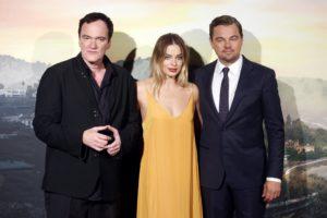 Она бесподобна! Новый выход Марго Робби в Риме на премьере фильма «Однажды… в Голливуде»