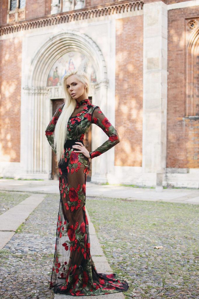 Raquel Balencia, €1,950 (ок. 144 тыс. руб.)