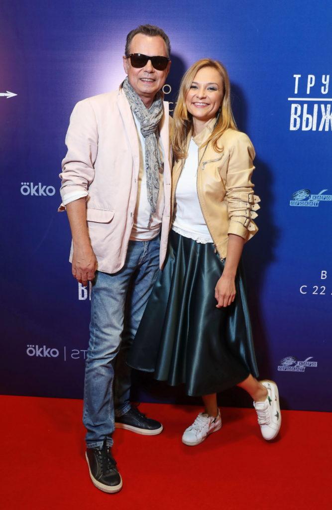 Владимир и Марина Левкины
