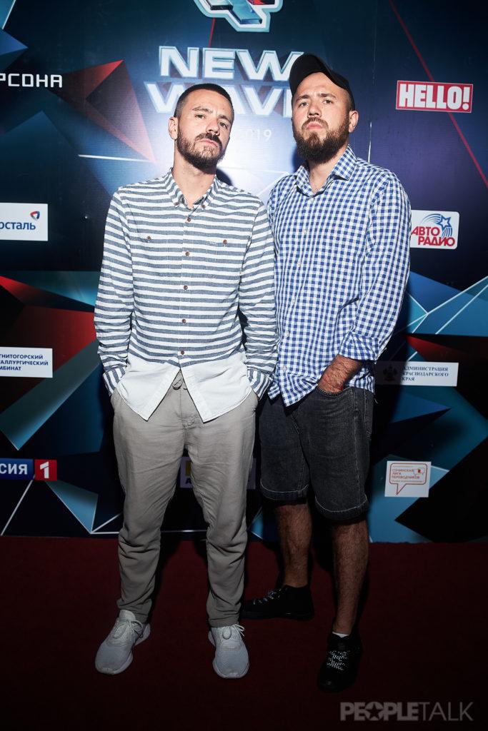 Пилягин и Вячеслав Аютов
