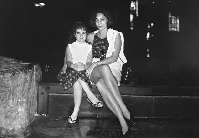 Алла Вербер с дочкой Катей