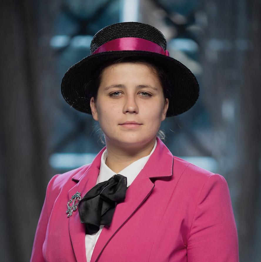 Дарья Путова