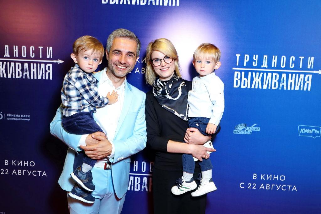 Василий Соловьев и Татьяна Зинченко