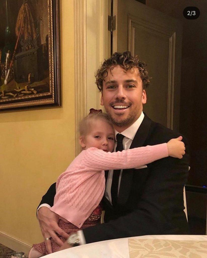 Максим Галкин с дочерью Лизой