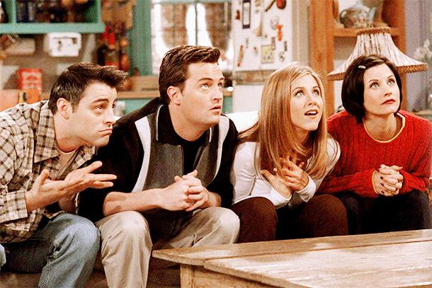 Вместе ли сейчас Росс и Рейчел? Отвечают создатели сериала «Друзья»!
