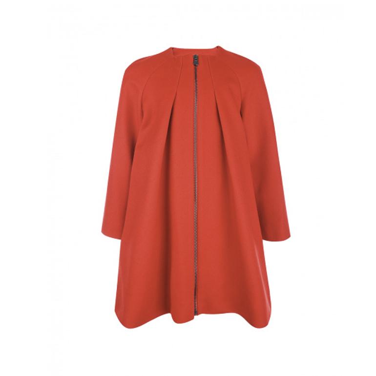 DIOR, Пальто из смеси шерсти и кашемира (94 000 р.)