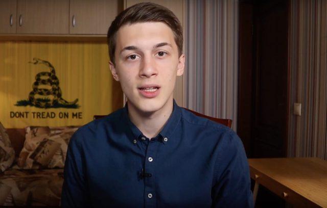 «Я хочу стать президентом». Первое большое интервью Егора Жукова после суда