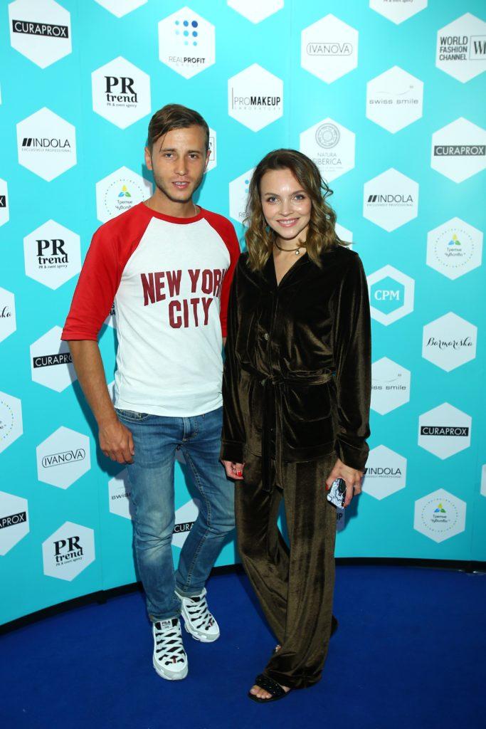 Антон Азаров и Наталья Земцова
