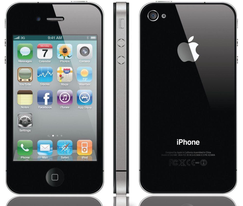2011: iPhone 4