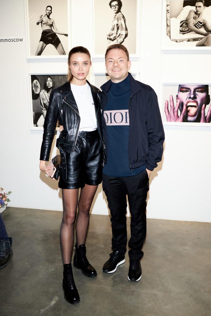Анастасия Кривошеева и DJ Smash