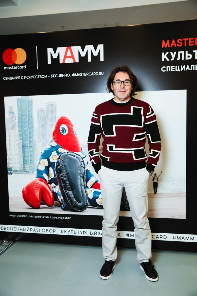 Андрей Малахов и другие звезды на культурном завтраке с Филипом Колбертом