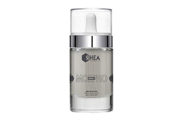 Сыворотка против растяжек Rhea Cosmetics, 7500 р. Полностью от растяжек и рубцов сыворотка не избавит, но сделает их менее заметными. В составе есть специальные компоненты, которые стимулируют регенерацию клеток.