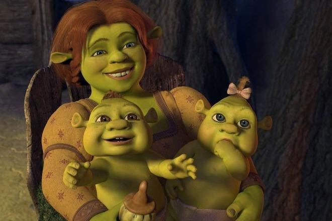 Кто ты из «Шрека»? Fiona-i-shrek
