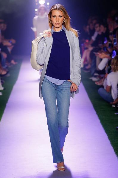 Все выходы Беллы Хадид на Неделе моды в Нью-Йорке. Какой круче?