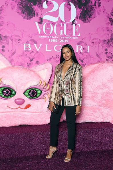 Ирина Шейк, Приянка Чопра и Наталья Османн на двадцатилетии Vogue Japan