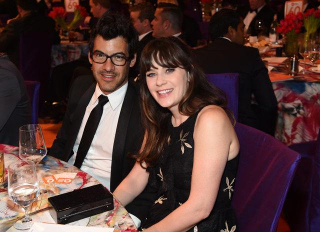 Звезда «500 дней лета» Зоуи Дешанель рассталась с мужем после 4 лет брака