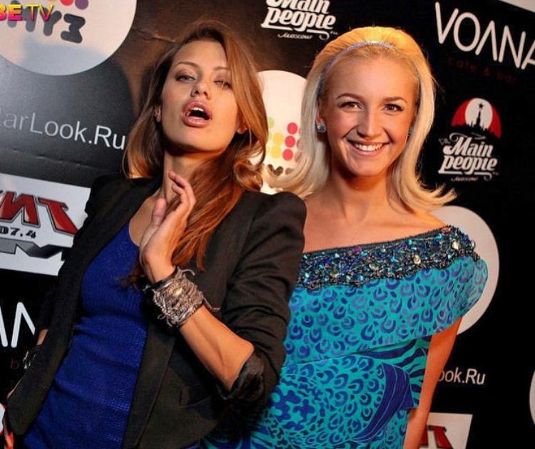 Виктория Боня и Ольга Бузова