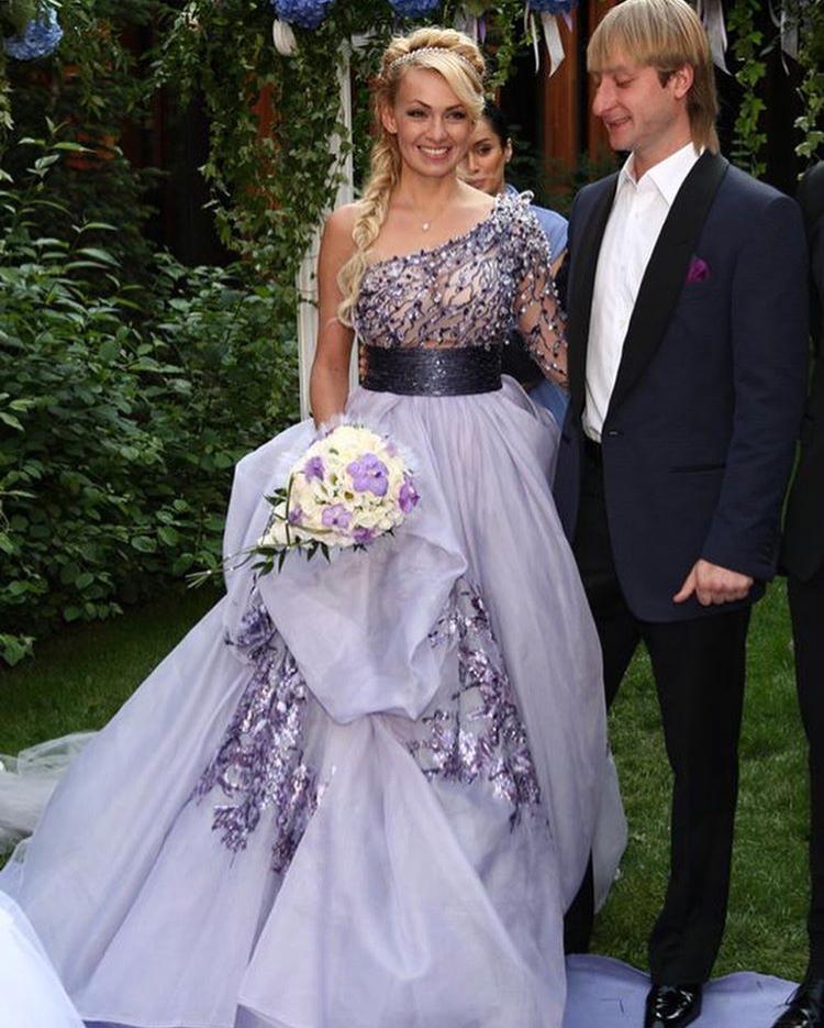 Свадьба Яны Рудковской и Евгения Плющенко