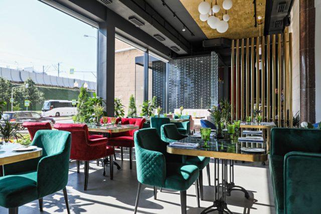 Новое место в городе: ресторан Logovo