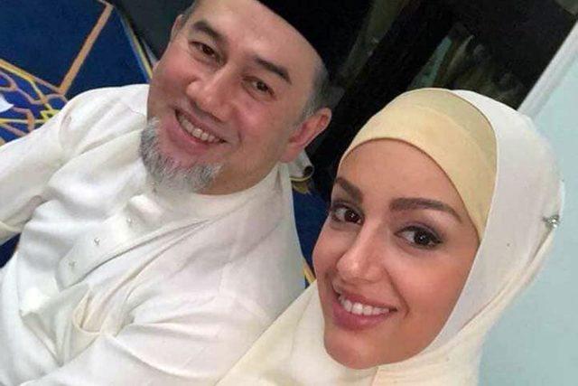 Экс-король Малайзии впервые прокомментировал развод с Оксаной Воеводиной