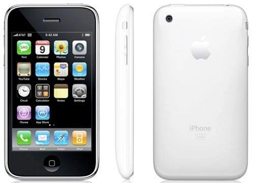 2008: iPhone 3G