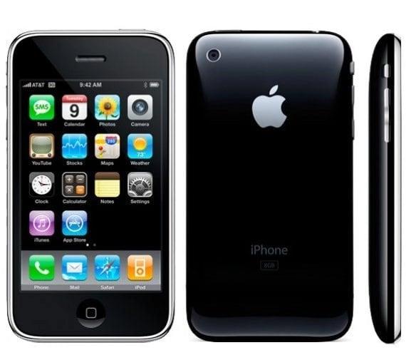 2009: iPhone 3GS