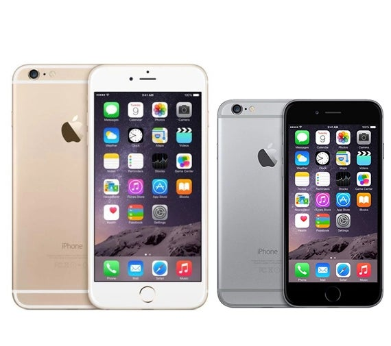 2014: iPhone 6 Plus, 6