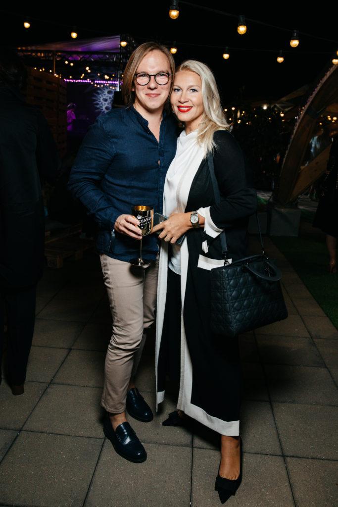 Кирилл Суханов и Екатерина Одинцова