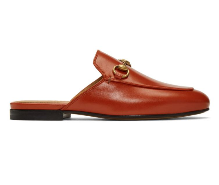 Мюли Gucci, $910 (ssense.com)