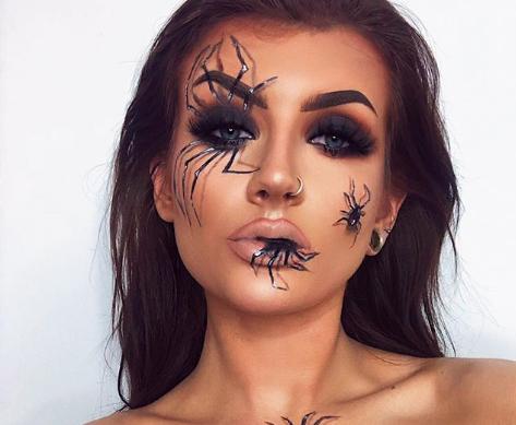 Хэллоуин через месяц: 10 страшно красивых образов на любой вкус