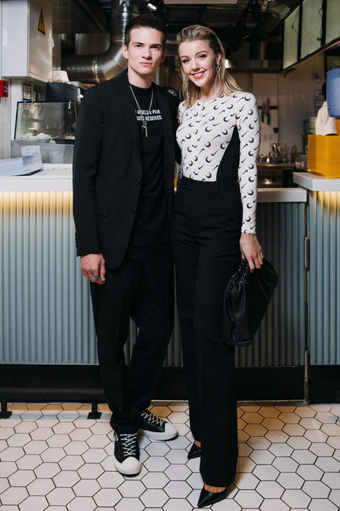 Илья Колунов и Юлианна Караулова