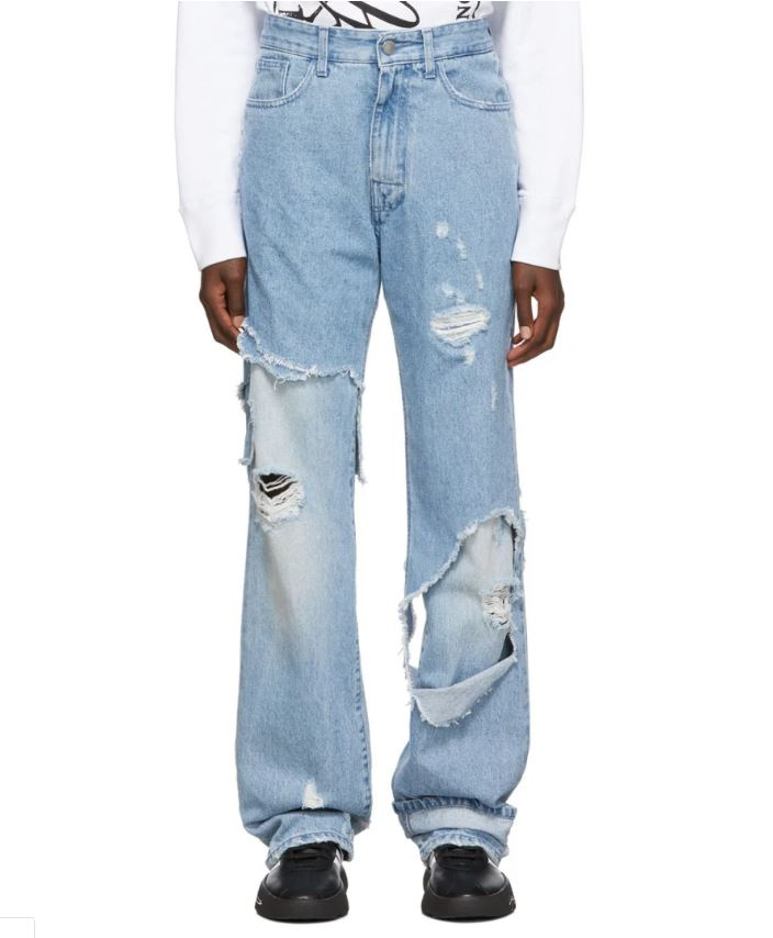 Лучшие джинсы на осень 2019 - 15 модных пар на PEOPLETALK