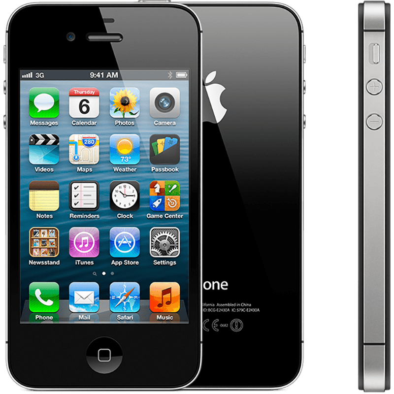 2011: iPhone 4s