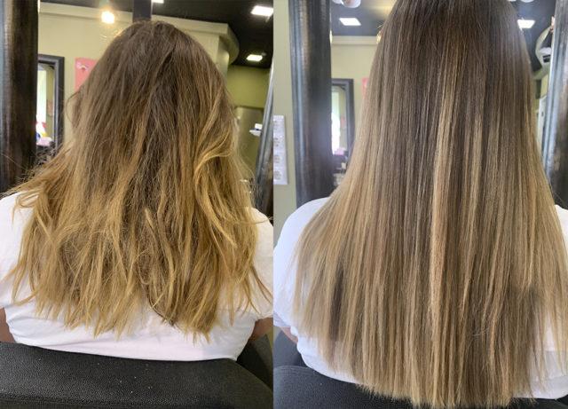 Тест редакции PEOPLETALK: как восстановить волосы всего за час? (Да, это реально!)