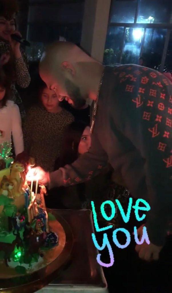 Хотим так же! Как прошел день рождения дочки Джигана и Оксаны Самойловой?